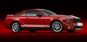 2007 Ford Shelby GT500 FRDLATEST